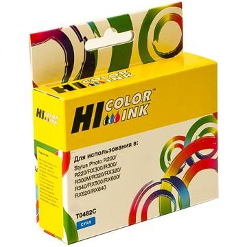 Картридж струйный Epson T0482, C13T04824010 (Hi-Black)