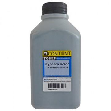 Тонер Content Универсальный для Kyocera Color TK-5140/5150, BK, 220 г, банка