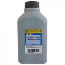 Тонер Content Универсальный для Kyocera Color TK-5140/5150, C, 140 г, банка