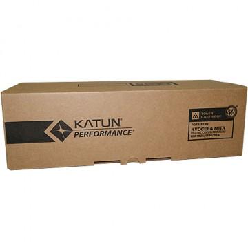 Тонер Kyocera KM-1525/1530/2030/2070 (Katun), 37028010, черный