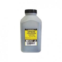 Тонер Epson 1500/5200/5900/6200/7000 (Hi-Black), BK, 200 г, банка