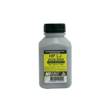 Тонер HP LJ P2035/2055 (Hi-Black), Тип 3.4, BK, 120 г, банка
