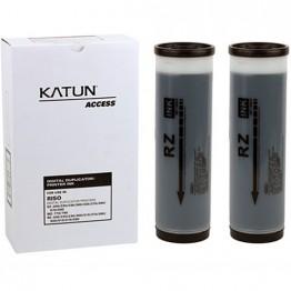 Краска RISO RZ/EZ 370/300/230/200 (Katun), S-4253, черный