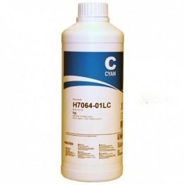 Чернила HP CB318/CB323, H7064 (InkTec), голубой, 0,5л