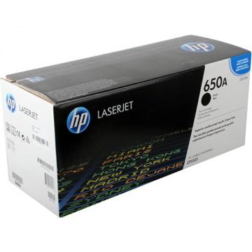 Картридж лазерный HP 650A, CE270A