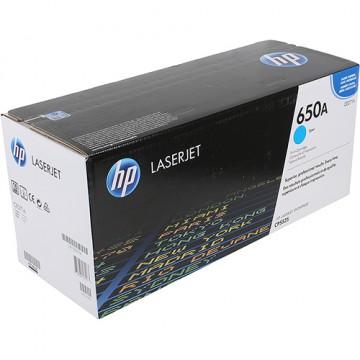 Картридж лазерный HP 650A, CE271A