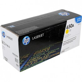Картридж лазерный HP 650A, CE272A