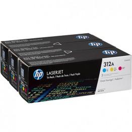 Картридж лазерный HP 312A, CF440AM