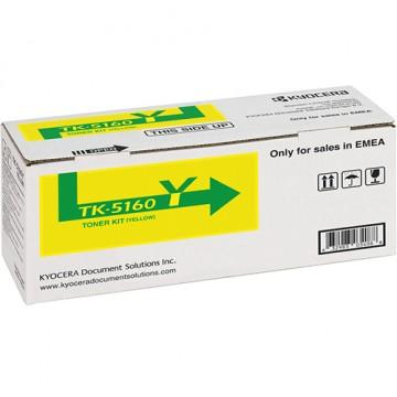 Картридж лазерный Kyocera TK-5160Y