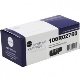 Картридж лазерный Xerox 106R02760 (NetProduct)