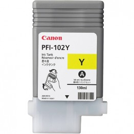 Картридж для плоттера Canon PFI-102Y