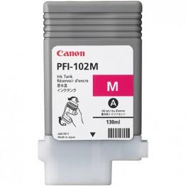 Картридж для плоттера Canon PFI-102M