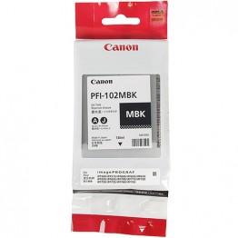 Картридж для плоттера Canon PFI-102MBK