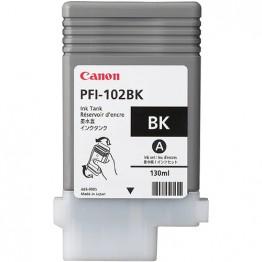 Картридж для плоттера Canon PFI-102BK