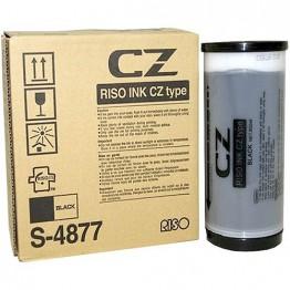 Краска RISO CZ (Original), S-4877E, черный