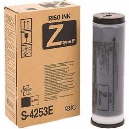 Краска RISO EZ 370/RZ/MZ type E (Original), S-4253E, черный