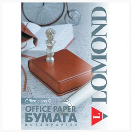 Бумага Office (Lomond) 94%, А4 (0101005)
