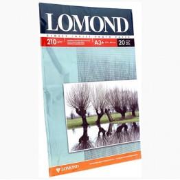 Фотобумага матовая односторонняя (Lomond) 10х15, 230г, 500л. (0102084)