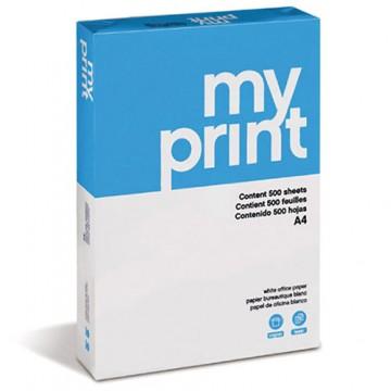 Бумага Office My print, 98, А4, 500л