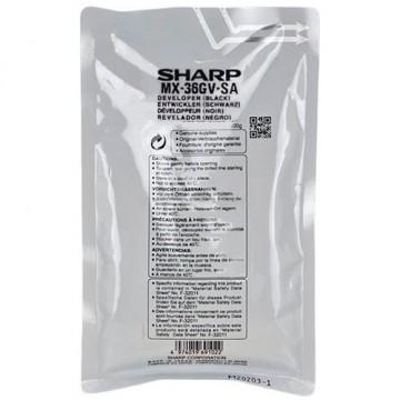 Девелопер Sharp MX-2010/2310/3111 Color (60000 коп.) (Original), MX36GVSA