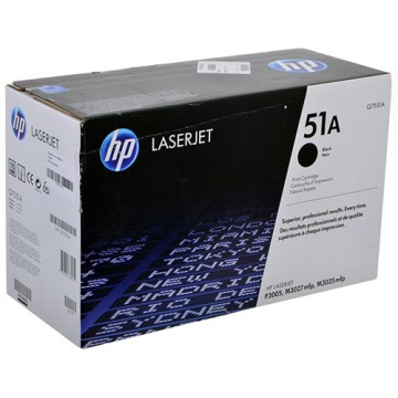 Картридж лазерный HP 51A, Q7551A