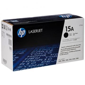 Картридж лазерный HP 15A, C7115A