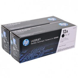 Картридж лазерный HP 12A, Q2612AF
