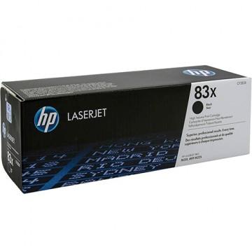 Картридж лазерный HP 83X, CF283X