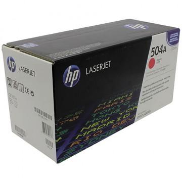 Картридж лазерный HP 504A, CE253A