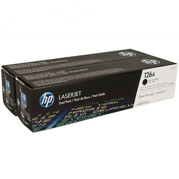 Картридж лазерный HP 126A, CE310AD