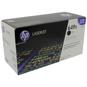 Картридж лазерный HP 649X, CE260X