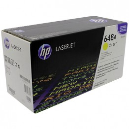 Картридж лазерный HP 648A, CE262A
