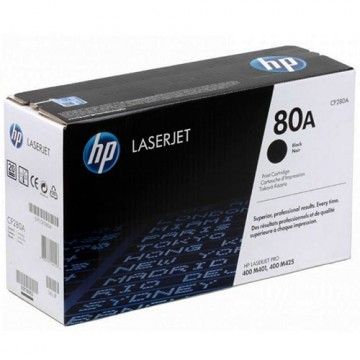 Картридж лазерный HP 80A, CF280A
