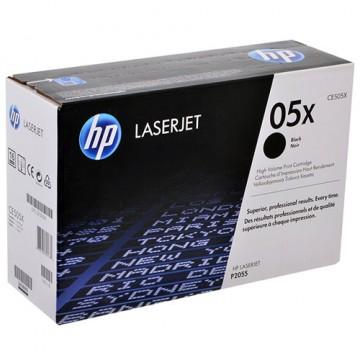 Картридж лазерный HP 05X, CE505X