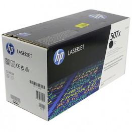Картридж лазерный HP 507X, CE400X