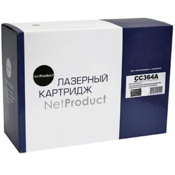 Картридж лазерный HP 64A, CC364A (NetProduct)