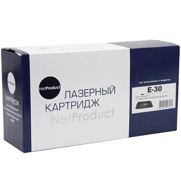 Картридж лазерный Canon E-30, 1491A003 (NetProduct)