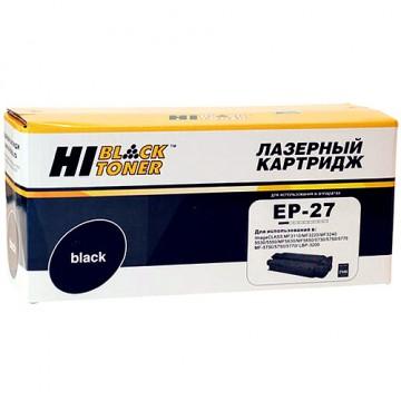 Картридж лазерный Canon EP-27, 8489A002 (Hi-Black)