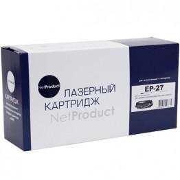 Картридж лазерный Canon EP-27, 8489A002 (NetProduct)
