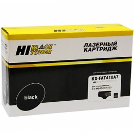 Картридж лазерный Panasonic KX-FAT410A7 (Hi-Black)