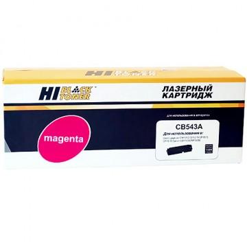 Картридж лазерный HP 125A, CB543A (Hi-Black)