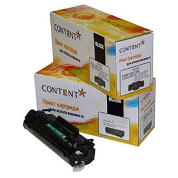 Картридж лазерный HP PHT-C6511A (Content) с чипом