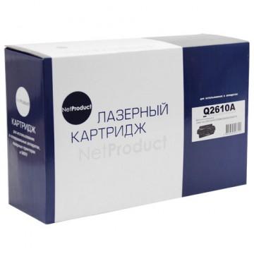 Картридж лазерный HP 10A, Q2610A (NetProduct)