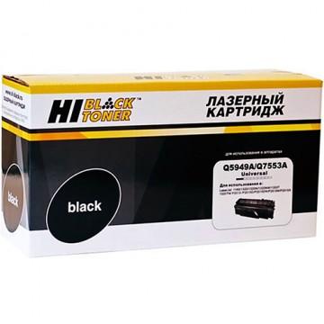 Картридж лазерный HP Q5949A/Q7553A (Hi-Black)