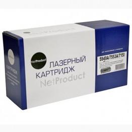 Картридж лазерный HP Q5949A/Q7553A (NetProduct)