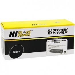 Картридж лазерный HP C7115X/Q2613X/Q2624X (Hi-Black)