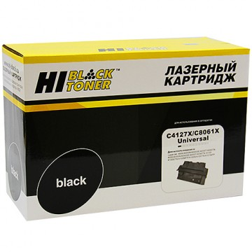 Картридж лазерный HP C4127X/C8061X (Hi-Black)