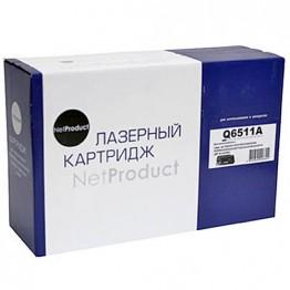 Картридж лазерный HP 11A, Q6511A (NetProduct)