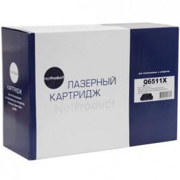 Картридж лазерный HP 11X, Q6511X (NetProduct)