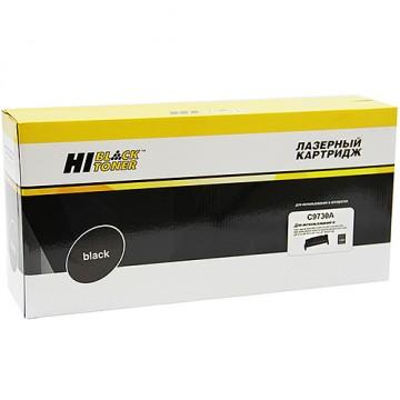Картридж лазерный HP 645A, C9730A (Hi-Black)